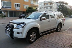 ISUZU D-MAX 4X4 PICK-UP 2014