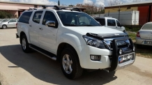 Isuzu D-Max 4x4 Pickup 2014 Model Gallery